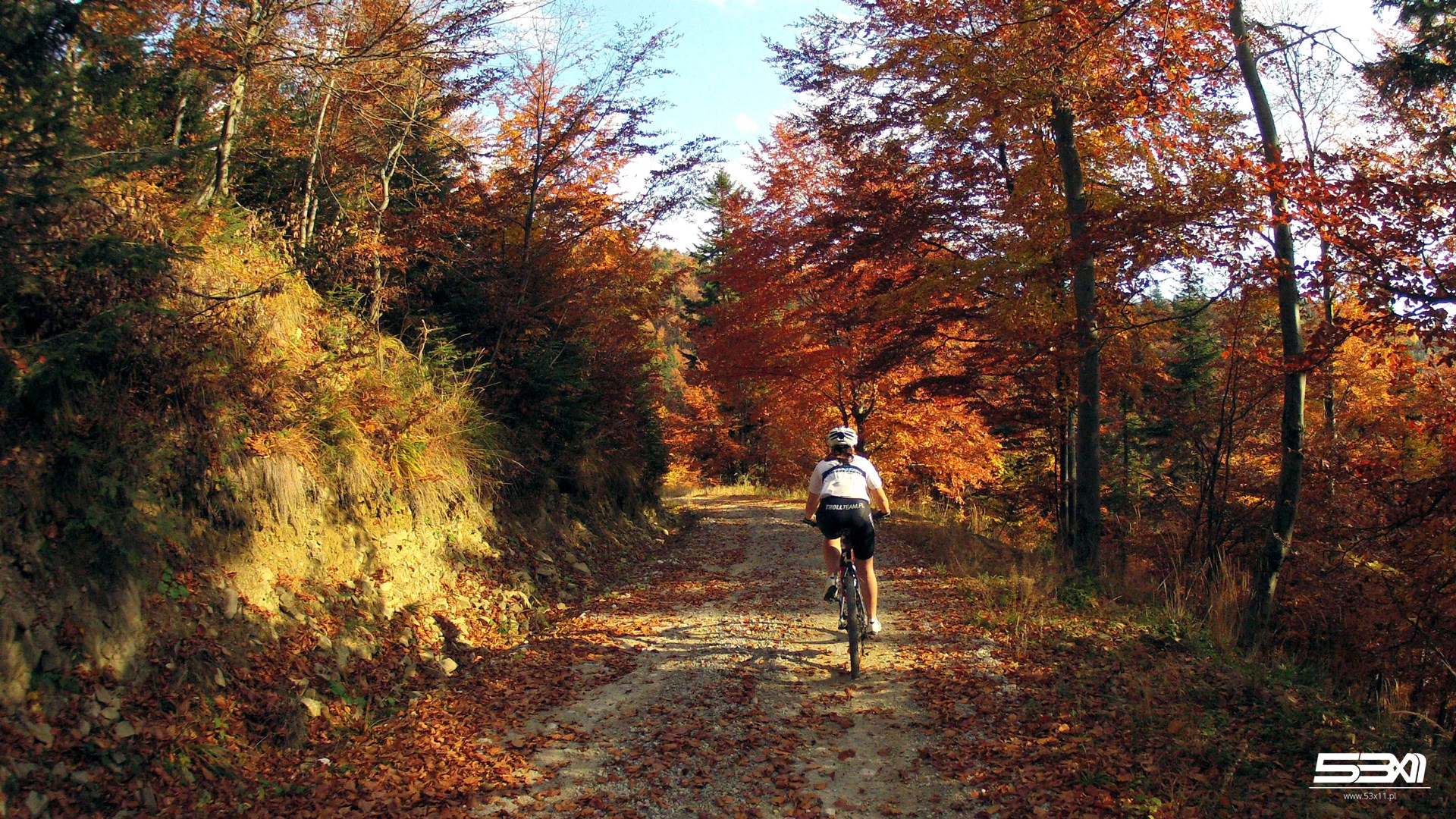Jesień - pora MTB