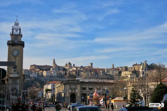 Bergamo panorama